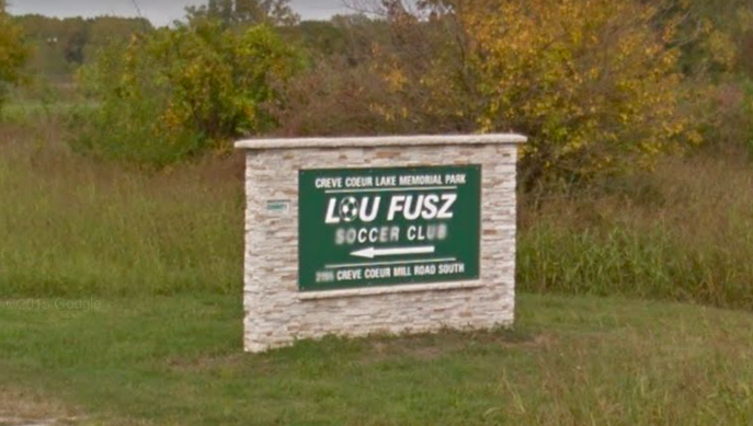 An ex-Lou Fusz Soccer Club coach has been charged with sex crimes. - GOOGLE STREETVIEW