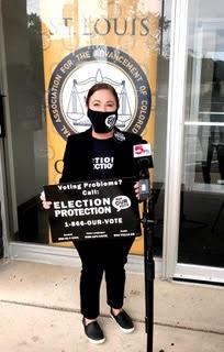 Denise Lieberman. - COURTESY MISSOURI VOTER PROTECTION COALITION