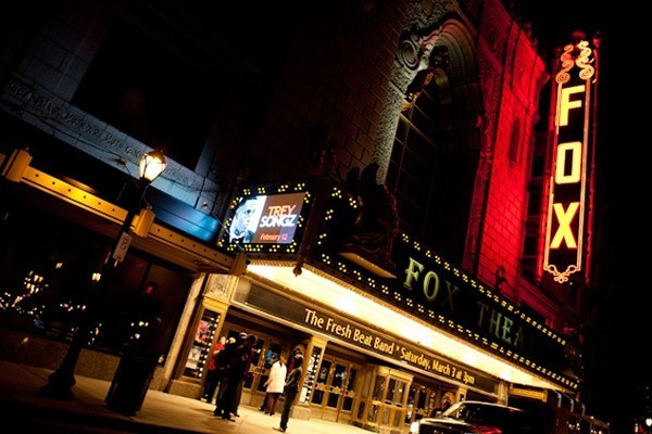 The Fabulous Fox Theatre will not play host to any live events until well into 2021. - JON GITCHOFF