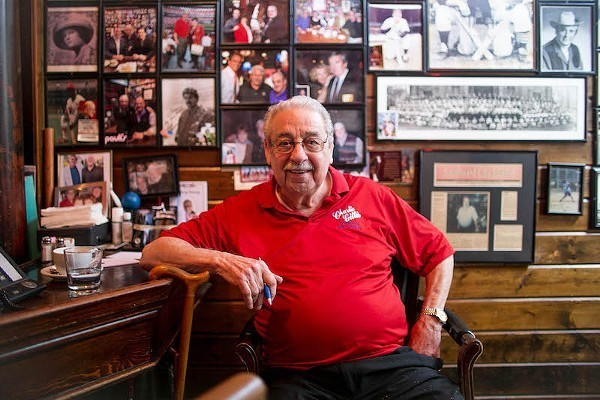 Charlie Gitto, who died on July 4, made an indelible mark on the St. Louis restaurant scene. - JEN WEST