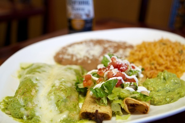After a devastating fire closed Taqueria Durango for over a year, the restaurant is set to reopen this weekend. - RFT ARCHIVE