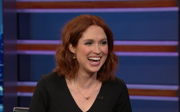 Actress and St. Louis native Ellie Kemper issued an apology this week for her role in the 1999 Veiled Prophet Ball. - SCREENSHOT FROM THIS VIDEO