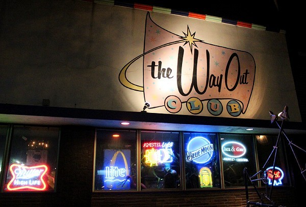 Goodbye, Way Out Club. - RFT FILE PHOTO