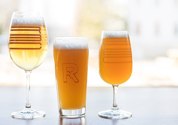 Beers from Rockwell Beer, as well as several other craft favorites, will be available to taste at this Saturday's Brew in the Lou. - MABEL SUEN
