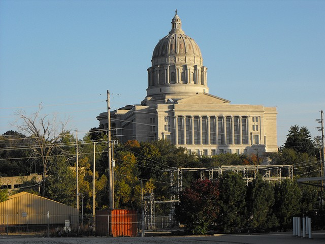 The Missouri Legislature is charging forward with a bill to gut the state's discrimination laws. - FLICKR/ROBERTSTINNETT