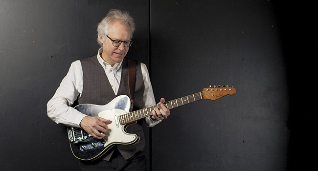 "Bill Frisell on Chuck Berry: ""The effect Chuck had on everyone else, it's pretty incredible."" - PHOTO BY PAUL MOORE"