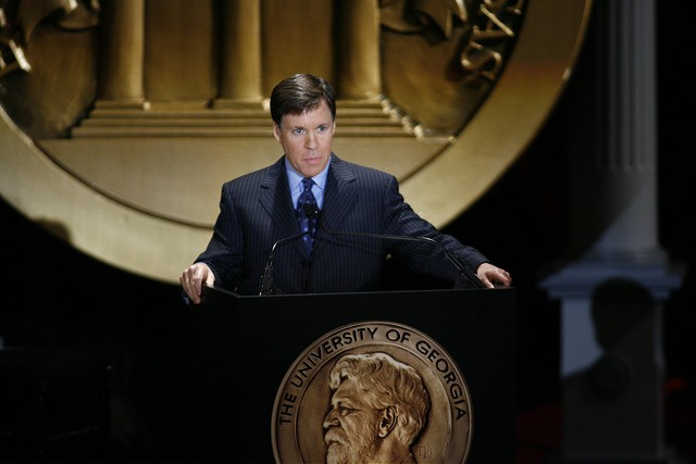 Bob Costas .... agricultural pitchman? - PHOTO COURTESY OF FLICKR/PEABODY AWARDS