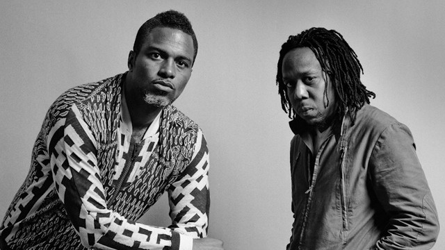 Shabazz Palaces will perform at the Ready Room on Wednesday, September 13. - PRESS PHOTO
