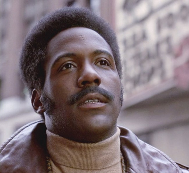 John Shaft (Richard Roundtree) is the hero we need. - (C) METRO-GOLDWYN-MAYER