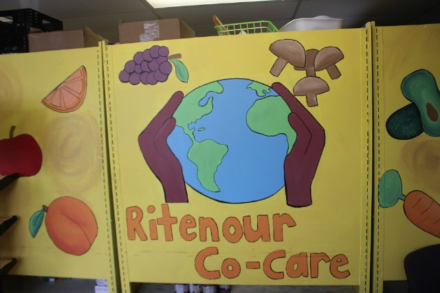 Ritenour Co-Care serves 2,000 people, including about 550 families per month in the Ritenour School District. - PHOTO BY SABRINA MEDLER