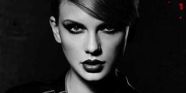 "Cover art from the ""Bad Blood"" single"