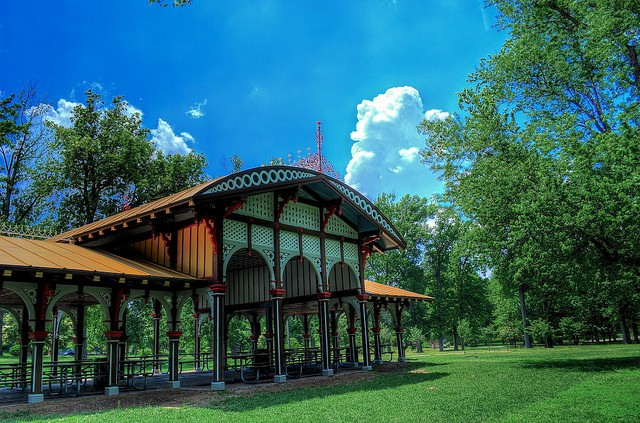 Tower Grove Park. - PHOTO COURTESY OF FLICKR / MATT RIDINGS