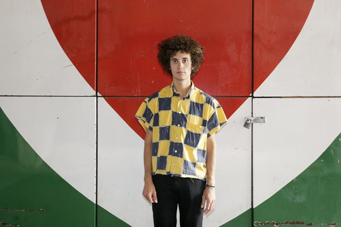 Ron Gallo. - PHOTO BY TOM BEJGROWICZ