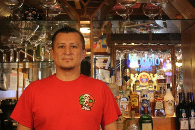 Joel Castillo is co-owner and general manager of Salinas 2. - CHERYL BAEHR