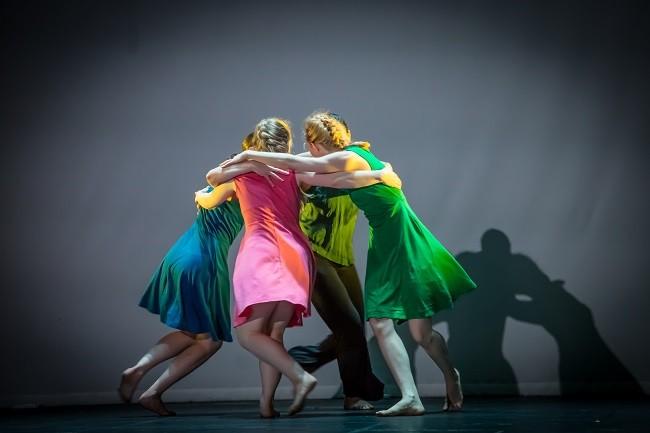 Karlovsky Dance presents Playful Pairings this Saturday. - BOB MORRISON