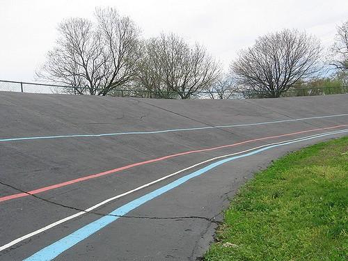 The Penrose Park Velodrome. - FLICKR/STRAIGHTEDGE217