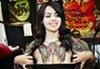 There's lots to see at the tattoo expo.