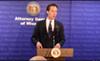 Attorney  General Josh Hawley addressed the press on April 17.