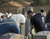 Muslims and Jews worked side by side to clean up a cemetery after the February 2017 vandalism.
