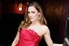 Sydney Mancasola sings the role of Violetta in Opera Theatre St. Louis' production of <I>La traviata</i>.