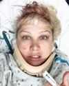 Hospital selfie, the most dreaded of all selfies.