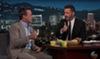 Jon Hamm and Jimmy Kimmel give Ted Drewes' frozen custard a literal thumbs-up.