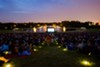 The movies go outside in Forest Park during the Art Hill Film Series.