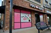 Poke Munch has been in soft opening; its coming soon sign will come down on October 15th's grand opening.