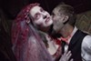 Stephanie Greenhalgh and Justin Ethridge, sharing the wedding of their nightmares.