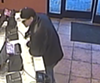 Surveillance footage shows a bad guy with a BB gun holding up the Taco Bell near Dogtown.