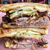 "A previous version of the ""Cuban Reuben,"" served at Sugarfire Smoke House in February."