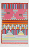 Eduardo Paolozzi, British, 1924-2005; <i>Assembling Reminders for a Particular Purpose</i>, from the portfolio <i>As Is When</i>, 1965; screenprint and stencil; sheet: 37 7/8 × 26 inches; Saint Louis Art Museum, Gift of Nancy Singer 99:1966 © Artists Rights Society (ARS), New York, NY/DACS, London
