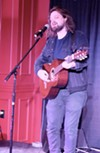 Will Varley at Stephen F's Bar