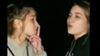 Jayde Landers and Macy Castleman, the stars of the shockingly racist viral video.