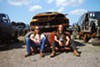 The Maness Brothers will perform at the South Broadway Athletic Club on Saturday as part of the Whiskey War Festival.