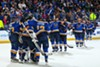 The Blues open the new NHL season at home, because when you're the champs they have to come to you.