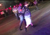 Five Protesters Arrested in Ferguson During 'Liberation Party' (4)
