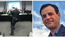 STLCC Adjunct Tackled by Cop Found Not Guilty