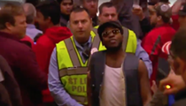Man Arrested After Laughing During Trump Rally Sues St. Louis Police, President