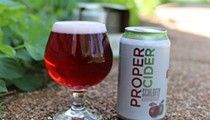 Schlafly Debuts Proper Cider Raspberry For Year-Round Distribution
