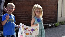 St. Louis Walked #WithRefugees on World Refugee Day