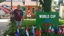World Cup Superfan Bob Waeltermann Is a South City Legend