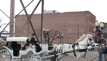 Horse Carriage Operators Say New St. Louis Regulations Will Put Them Under