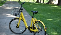 Ofo, the Startup Behind All Those Yellow Bikes, Is Reportedly Leaving St. Louis