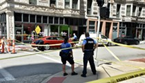 Downtown Shooting: One Man Killed Outside Mark Twain Hotel