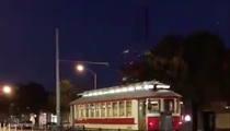 Boy Who Cried Trolley Says 'a Couple More Months' Til Opening