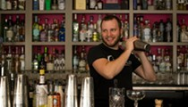 The Gin Room's Dale Kyd Went from Engineering Class to Engineering Cocktails