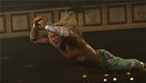 Mickey Rourke climbs back in the ring with <i>The Wrestler</i>