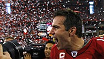 Unreal takes back the Big Red, talks to a Steeler, and dances the inaugural night away<br />
