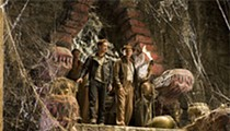 Indiana Jones and the Fortress of Sad Decline: Its very own temple of doom, <i>Kingdom of the Crystal Skull</i> digs Indy into a deep hole